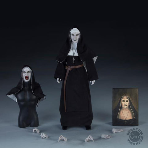 Quantum Mechanix - The Nun Valak 1:6 Scale