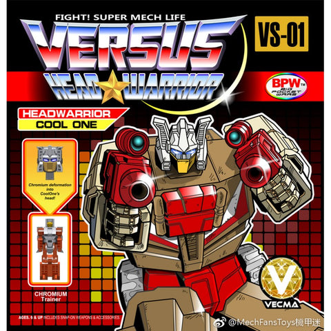 Vecma Studio - [Head Warrior] VS-01 Chivalrouser