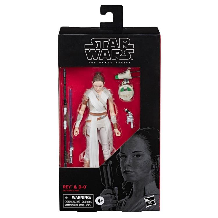 Star Wars - The Black Series: Rey & D-O (The Rise of Skywalker)