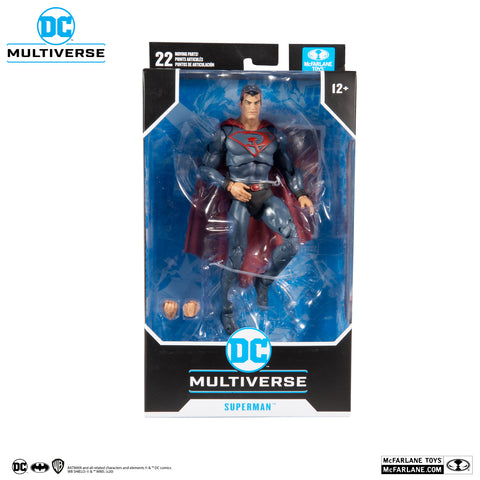McFarlane Toys - DC Multiverse: SUPERMAN: RED SON