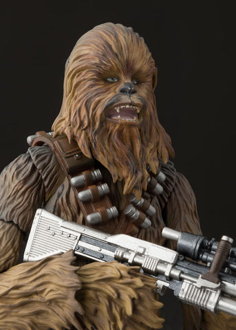 S.H.Figuarts - Chewbacca (Solo: A Star Wars Story) - TOYBOT IMPORTZ