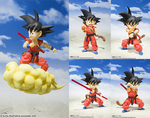 S.H.Figuarts - Dragon Ball Kid Goku