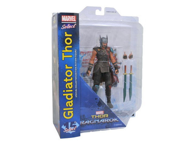 Marvel Select - Thor 3: Ragnarok - Thor Gladiator Diamond Select - TOYBOT IMPORTZ