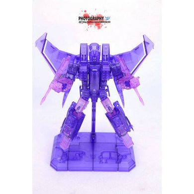 YES MODEL - MP11SL - TRANSPARENT PURPLE - TOYBOT IMPORTZ