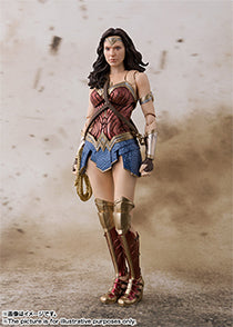 S.H.Figuarts - Justice League Wonder Woman *Preorder*