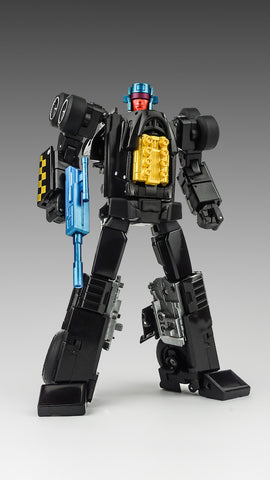 X-Transbots - MX-16 G2 Overheat [Exclusive]