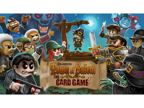 Town of Salem - The Card Game BlankMediaGames - TOYBOT IMPORTZ