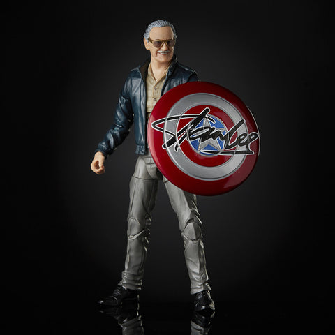 Marvel Legends - Stan Lee HASBRO - TOYBOT IMPORTZ