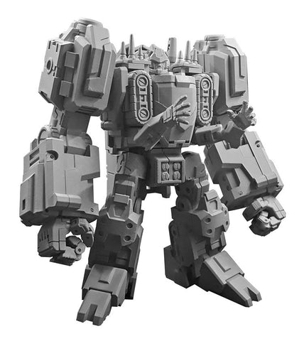 "Iron Factory - IF EX-34 - Alkaid - Spirits of The ""D.E.C"" *Preorder* - TOYBOT IMPORTZ"