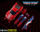TFC TOYS - Trinity Force - TF-02 - Red Knight TFC TOYS - TOYBOT IMPORTZ