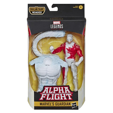 Marvel Legends - X-Force Wave 1: Alpha Flight Guardian HASBRO - TOYBOT IMPORTZ