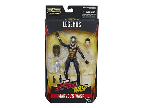 Marvel Legends - Avengers Infinity War - Wasp - TOYBOT IMPORTZ