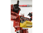 KFC - Eavi Metal Phase Four: A - Transistor (Pure Red Version) - TOYBOT IMPORTZ