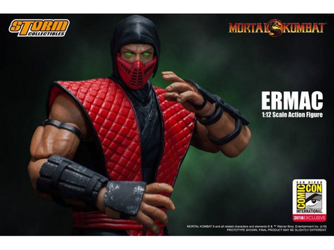 Storm Collectibles - Mortal Kombat Ermac SDCC 2018 Exclusive Storm Collectibles - TOYBOT IMPORTZ