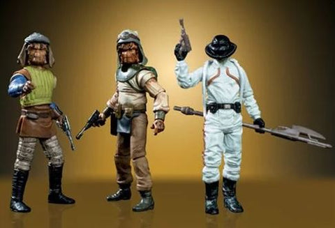 Star Wars - Vintage Collection Skiff Guard 3 Pack Exclusive