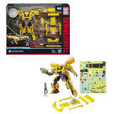 Studio Series - 15 - Bumblebee w/Charlie Figure - Exclusive