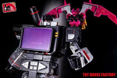 Toy House Factory - THF-01B SOUNDBLASTER - TOYBOT IMPORTZ