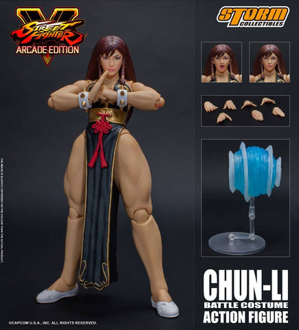 Storm Collectibles - Street Fighter V Chun-Li NYCC 2018 Exclusive