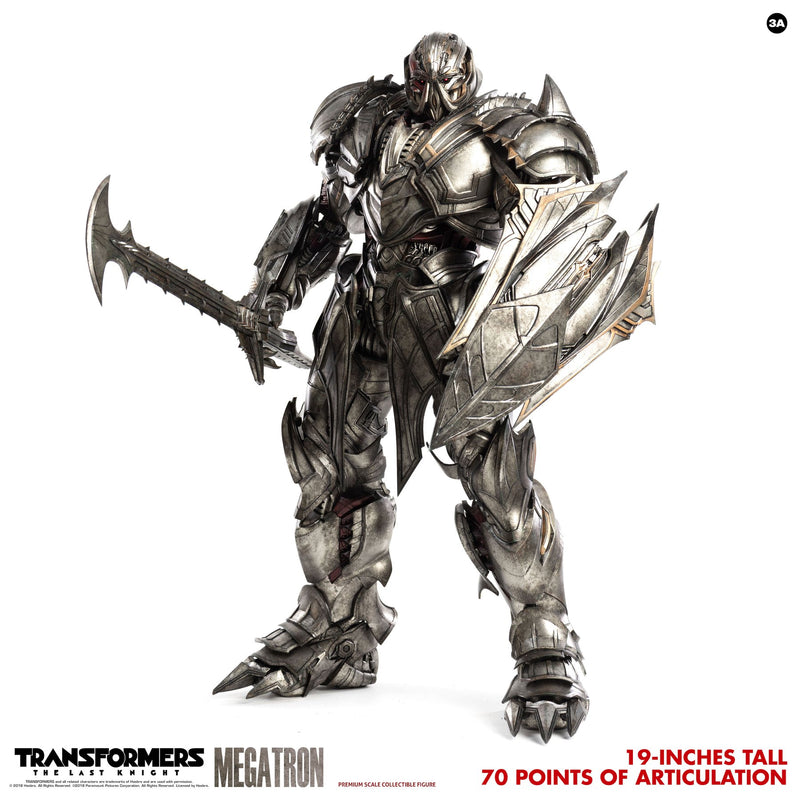 ThreeA - Transformers: The Last Knight - Megatron Deluxe ThreeA - TOYBOT IMPORTZ
