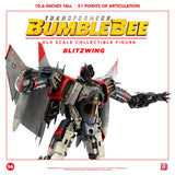 Transformers - 3A DLX Scale Collectible Blitzwing