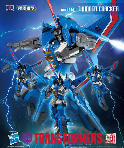 Flame Toys - Furai Model 05 Thundercracker FLAME TOYS - TOYBOT IMPORTZ