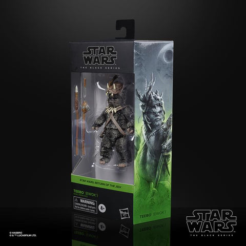 Star Wars - The Black Series: Teebo (Ewok)
