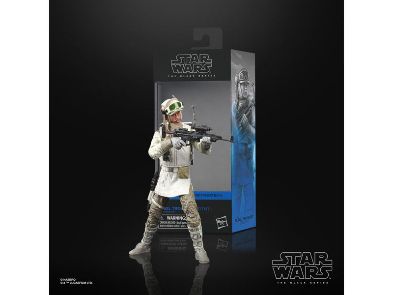 Star Wars - The Black Series: Hoth Rebel Trooper