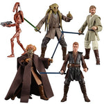 Star Wars - The Black Series Wave 4 [Set of 5]