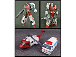 Yes Model - YM15 & YM16 - Set of 2 YES MODEL - TOYBOT IMPORTZ