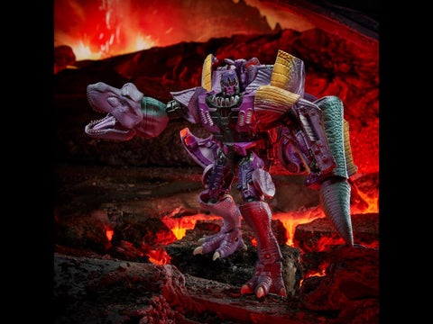 Transformers - WFC: Kingdom - Leader Megatron [Beast]