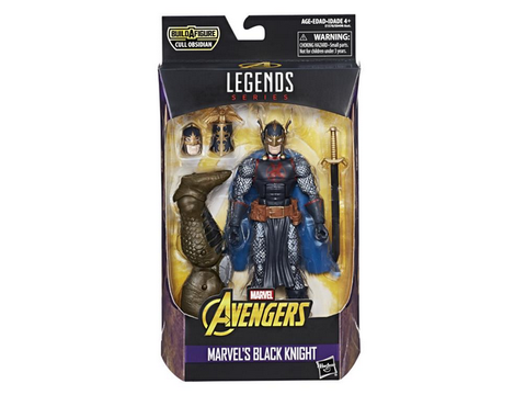 Marvel Legends - Avengers Infinity War - Black Knight HASBRO - TOYBOT IMPORTZ