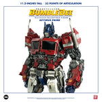 Transformers - 3A DLX Scale Collectible Optimus Prime