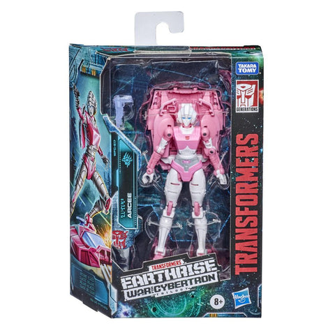 Transformers - WFC Earthrise: Deluxe Arcee