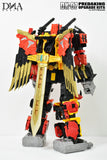 DNA Design- DK-07 - Predaking Upgrade Kit DNA - TOYBOT IMPORTZ