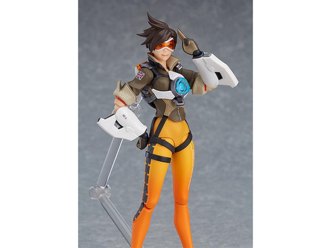 Figma - Overwatch - Tracer Good Smile Company - TOYBOT IMPORTZ