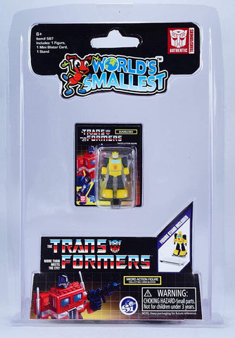 Worlds Smallest - Transformers