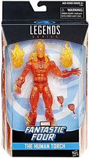 Marvel Legends - Fantastic 4 - Human Torch Exclusive HASBRO - TOYBOT IMPORTZ