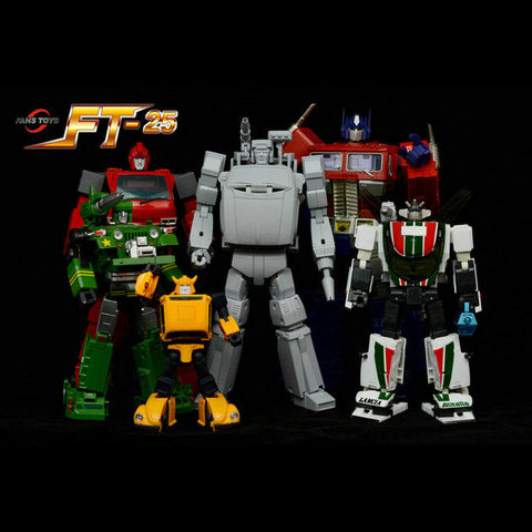 Fans Toys - FT-25 - Outrider - TOYBOT IMPORTZ