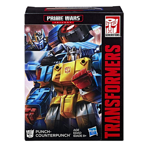 Transformers - POTP Punch-Counterpunch