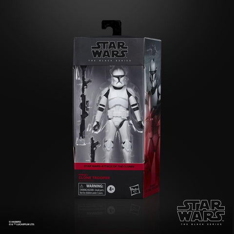 Star Wars - The Black Series: Clone Trooper [AOTC]