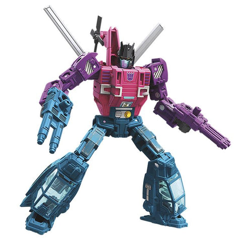 Transformers WFC Siege - Spinister