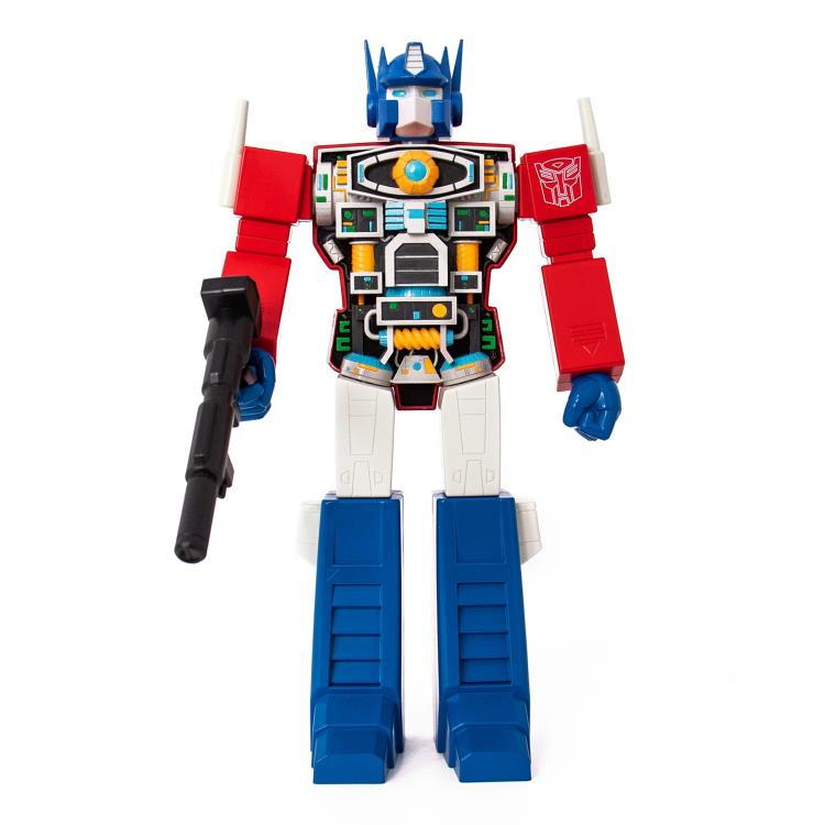 Transformers - Super7: Optimus Prime Super Cyborg Super7 - TOYBOT IMPORTZ