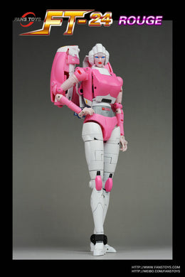 Fans Toys - FT-24 - Rouge *Preorder*