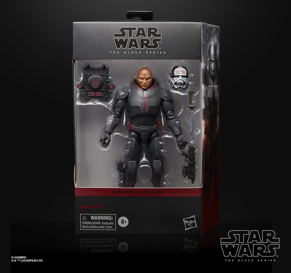 Star Wars - The Black Series: The Bad Batch: Deluxe Wrecker