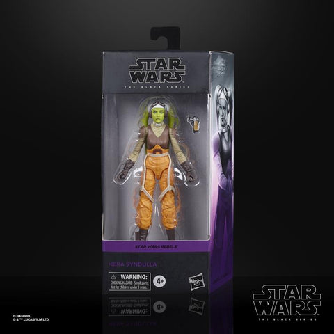 Star Wars - The Black Series: Hera Syndulla [Rebels]