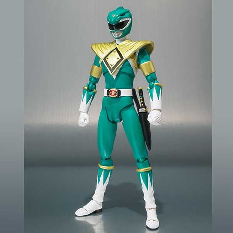 S.H.Figuarts - MMPR - Green Ranger SDCC 2018 Exclusive