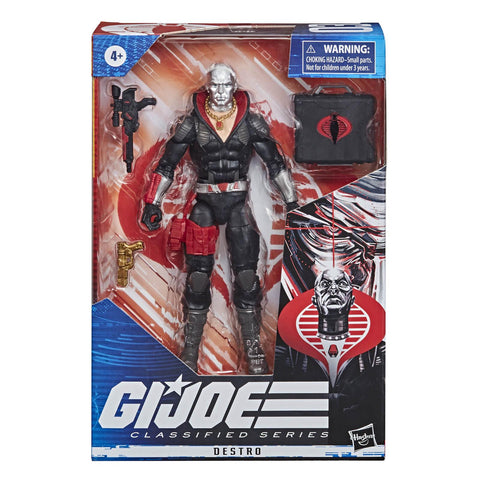 G.I. JOE Classified Series : Destro