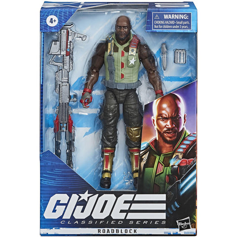G.I. JOE Classified Series : Roadblock