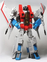 TANAKA MPF-11 - SPACE GUARD (Oversized STARSCREAM) - TOYBOT IMPORTZ