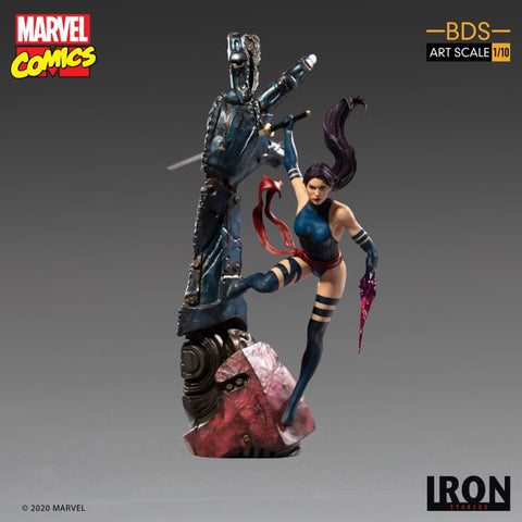 Iron Studios - X-Men Psylocke 1:10 Scale Statue